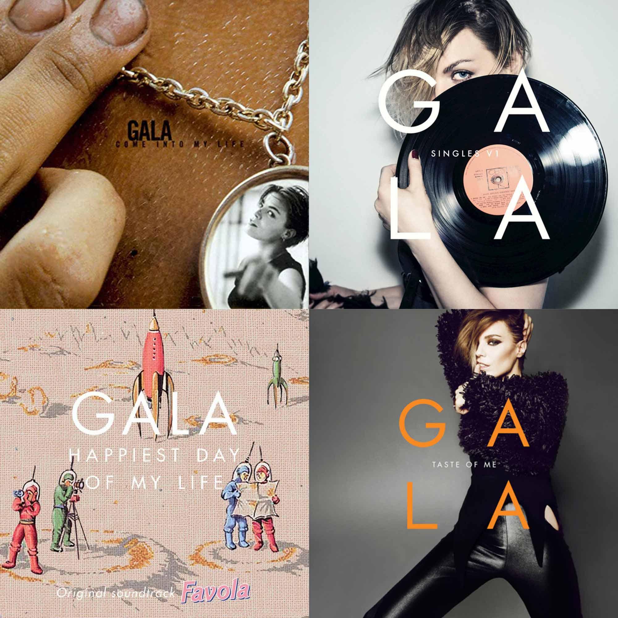 Gala Offical Music Playlist