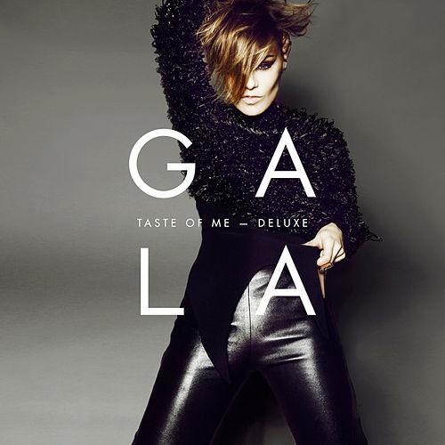Gala Taste of Me album Deluxe