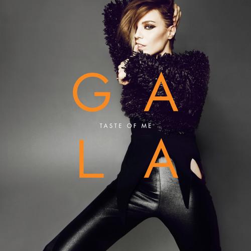 Gala Taste of Me album