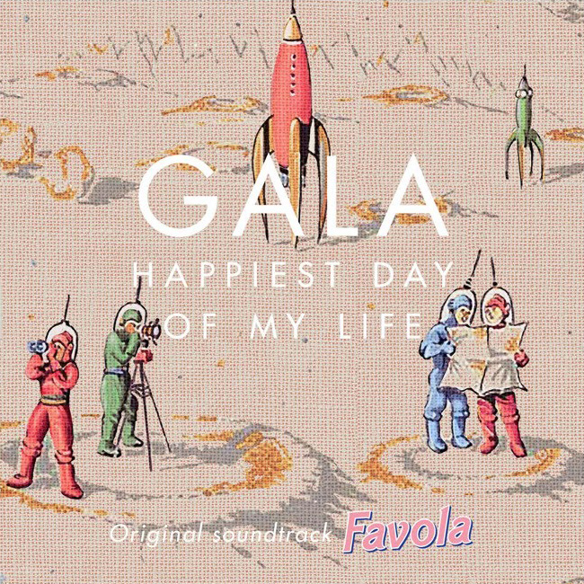 Gala Happiest day of my life